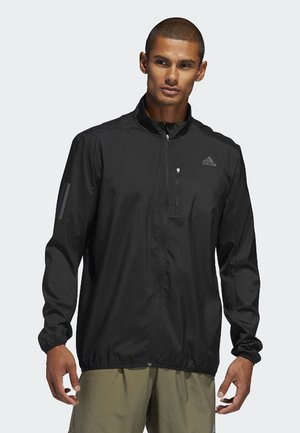 OWN THE RUN JACKET - Sports jacket - black