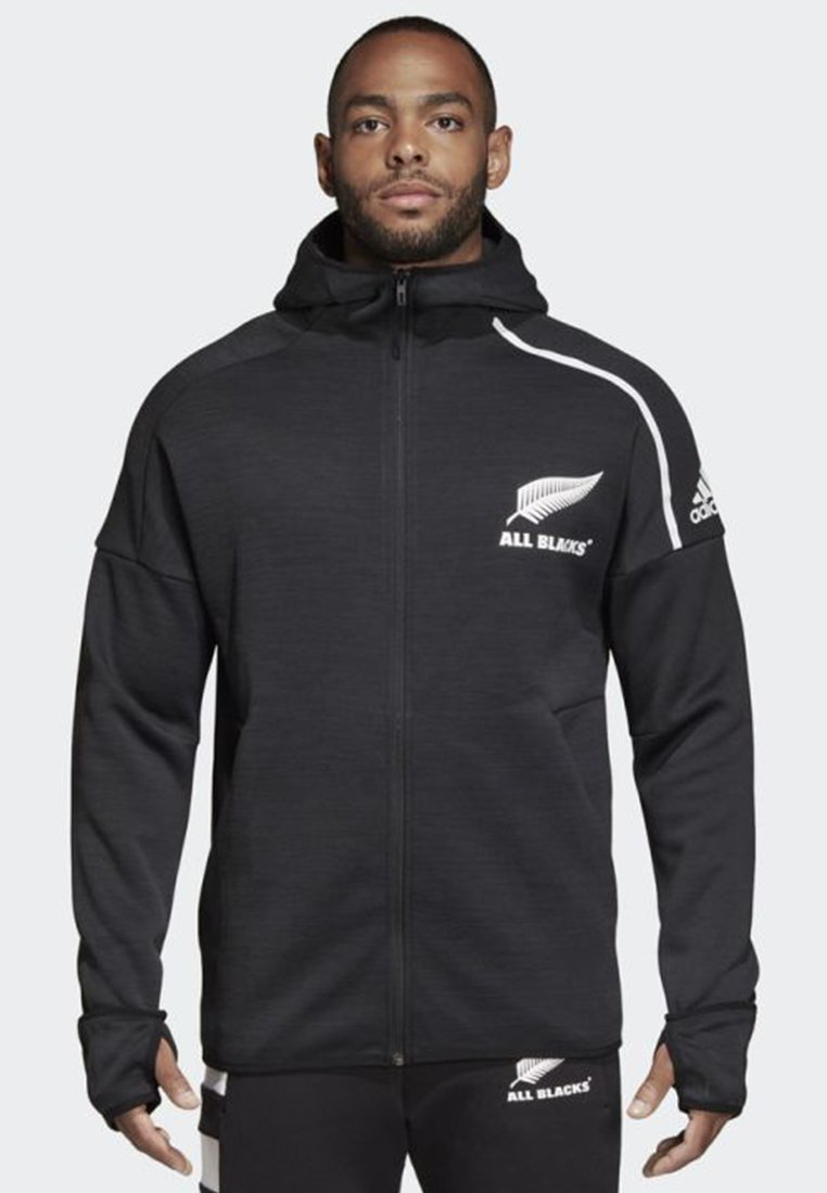 adidas Performance - All Blacks Anthem Jacket - Træningsjakker - black