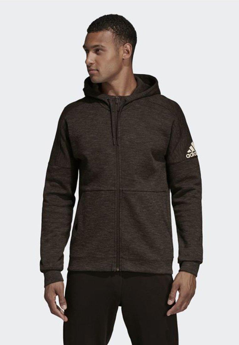 adidas Performance - ID Stadium Jacket - Zip-up hoodie - black