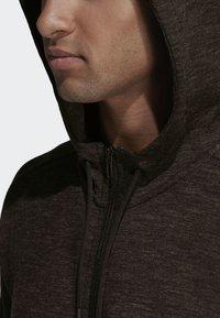 adidas Performance - ID Stadium Jacket - Zip-up hoodie - black - 3