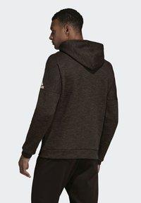 adidas Performance - ID Stadium Jacket - Zip-up hoodie - black - 1