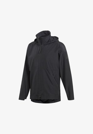 URBAN CLIMAPROOF RAIN JACKET  - Regnjakke - black
