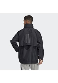 adidas Performance - URBAN CLIMAPROOF RAIN JACKET  - Impermeable - black - 1