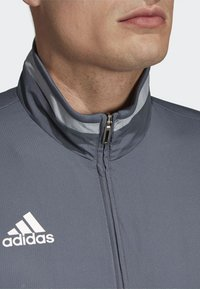 adidas Performance - TIRO 19 PRESENTATION TRACK TOP - Trainingsvest - grey/ white - 3