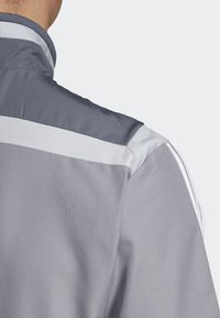 adidas Performance - TIRO 19 PRESENTATION TRACK TOP - Training jacket - grey/ white - 5