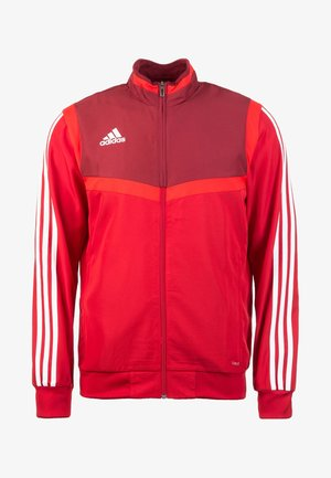TIRO 19 PRESENTATION TRACK TOP - Veste de survêtement - red
