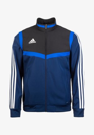 TIRO 19 PRESENTATION TRACK TOP - Verryttelytakki - dark blue