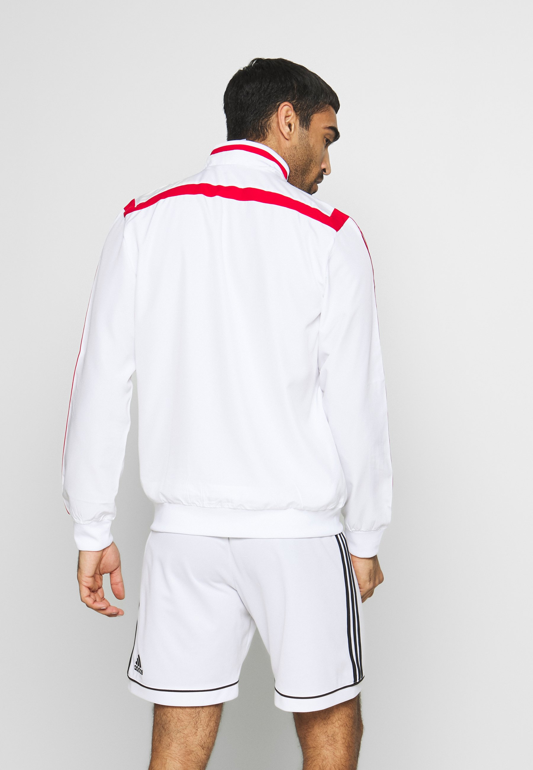 adidas Performance ARSENAL LONDON FC - Artykuły klubowe - white/scarle