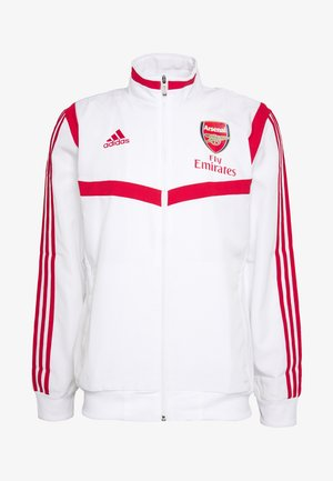 ARSENAL LONDON FC - Article de supporter - white/scarle