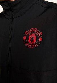 adidas Performance - MUFC  - Fanartikel - black - 7
