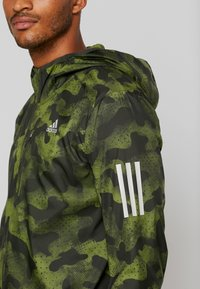 adidas Performance - OWN THE RUN - Veste de running - tecoli/legear - 5