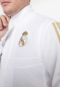 adidas Performance - REAL MADRID - Equipación de clubes - white - 4