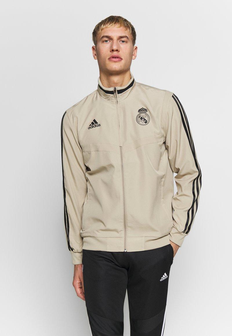 adidas Performance - REAL MADRID - Squadra - rawgol/black