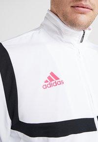 adidas Performance - JUVENTUS TURIN PRE JKT - Fanartikel - white/black - 4