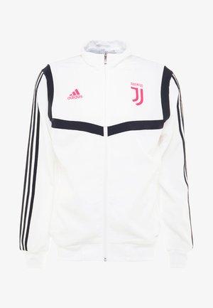 JUVENTUS TURIN PRE JKT - Pelipaita - white/black