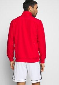 adidas Performance - MUFC PRE - Klubbkläder - red - 2