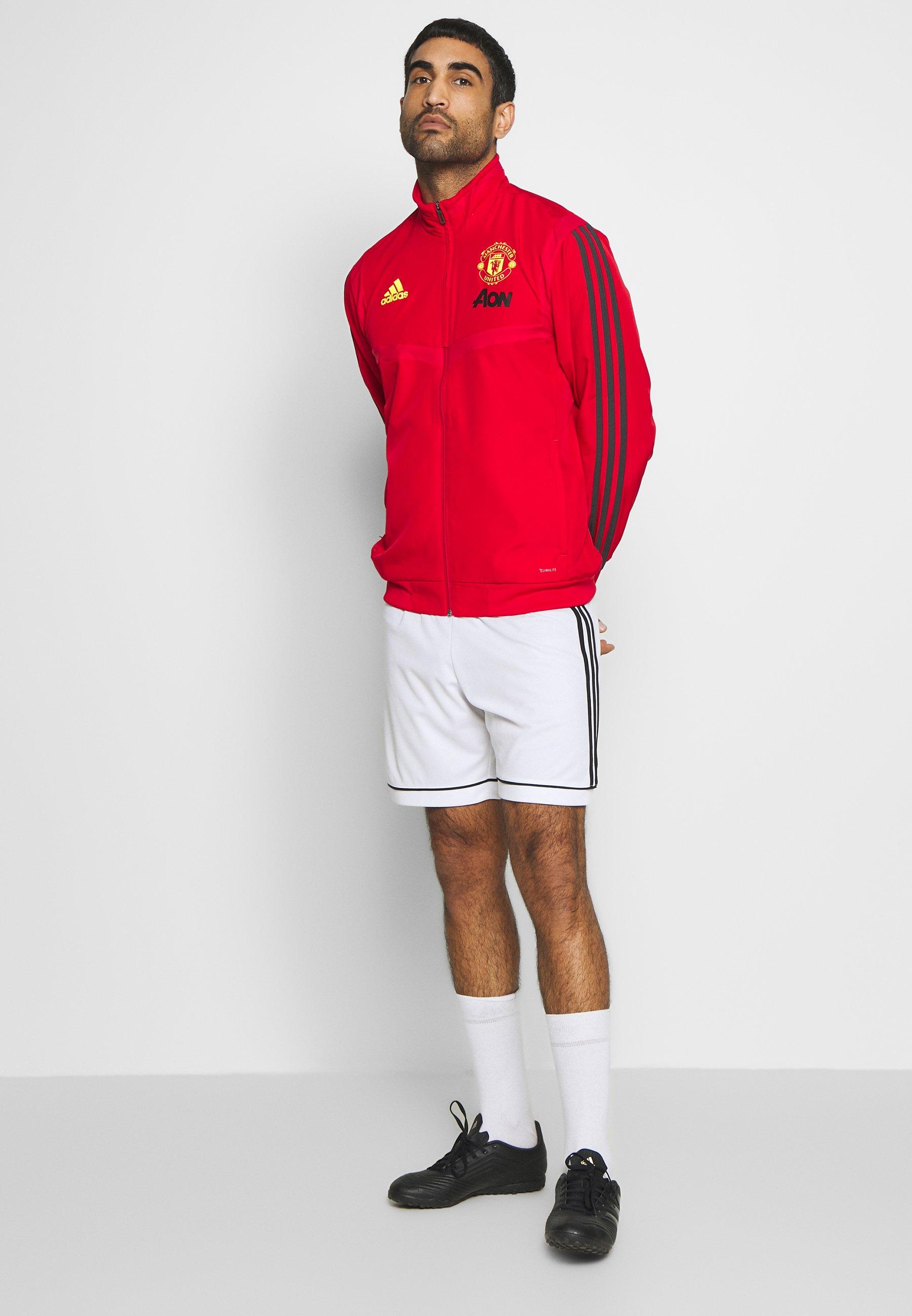 Adidas Performance Mufc Pre - Klubbkläder Red