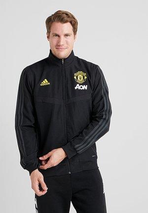MUFC PRE - Fanartikel - black