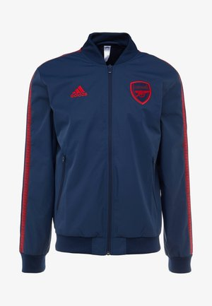 ARSENAL LONDON FC - Veste de survêtement - collegiate navy/scarlet