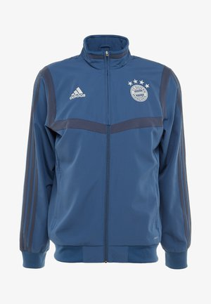 FCB  - Trainingsvest - blue