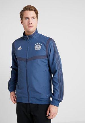 FCB  - Trainingsjacke - blue