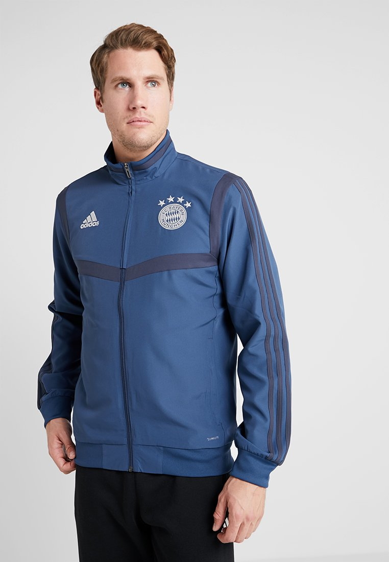 adidas Performance - FCB  - Trainingsjacke - blue