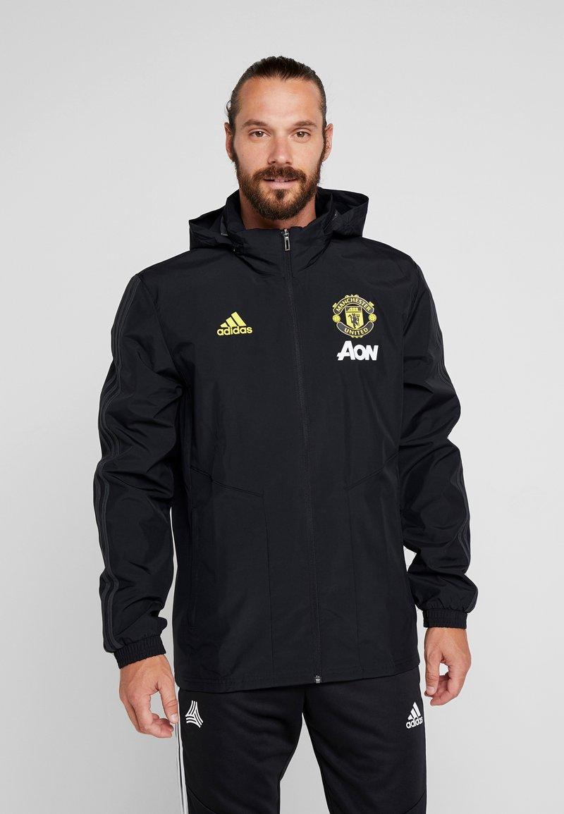 adidas Performance - MUFC - Trainingsjacke - black