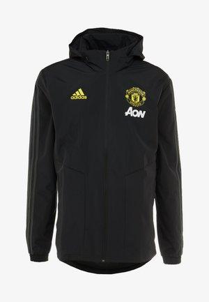 MUFC - Trainingsvest - black