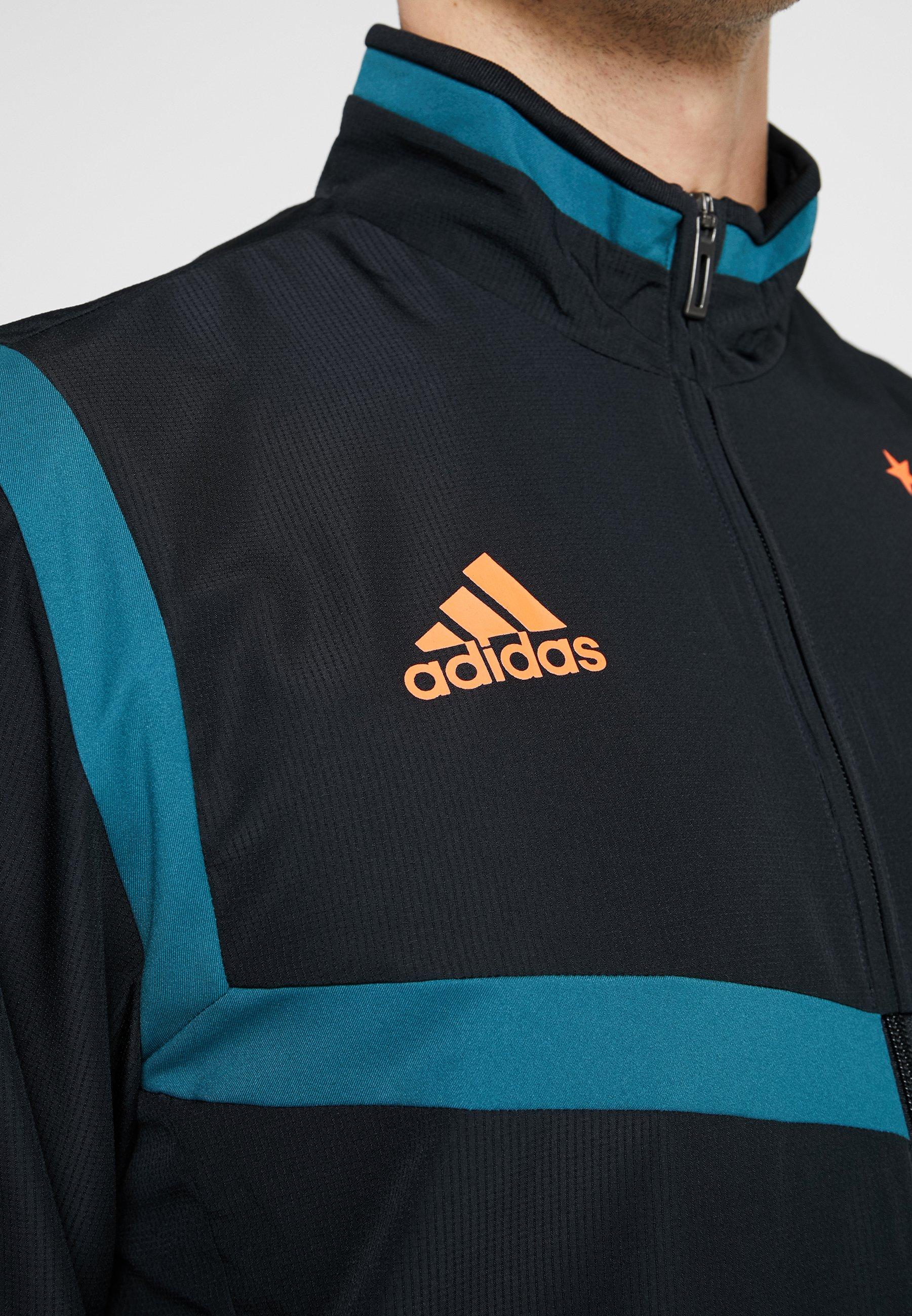 Performance Adidas Black Green Supporter tech AjaxArticle De FK1TlJc
