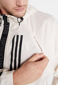adidas Performance - PARLEY JACKET - Veste de survêtement - linen - 3
