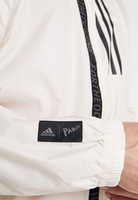 adidas Performance - PARLEY JACKET - Veste de survêtement - linen - 6