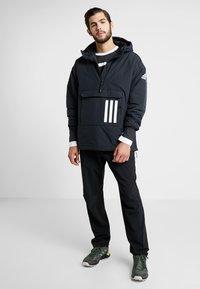adidas Performance - INSULATED ANORAK WINTER JACKET - Winterjas - black - 1