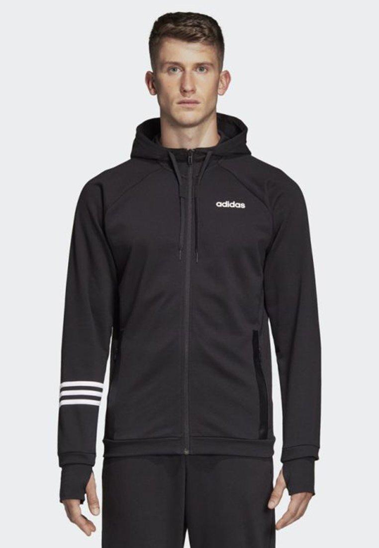 adidas Performance - Essentials Motion Pack Track Jacket - Verryttelytakki - black