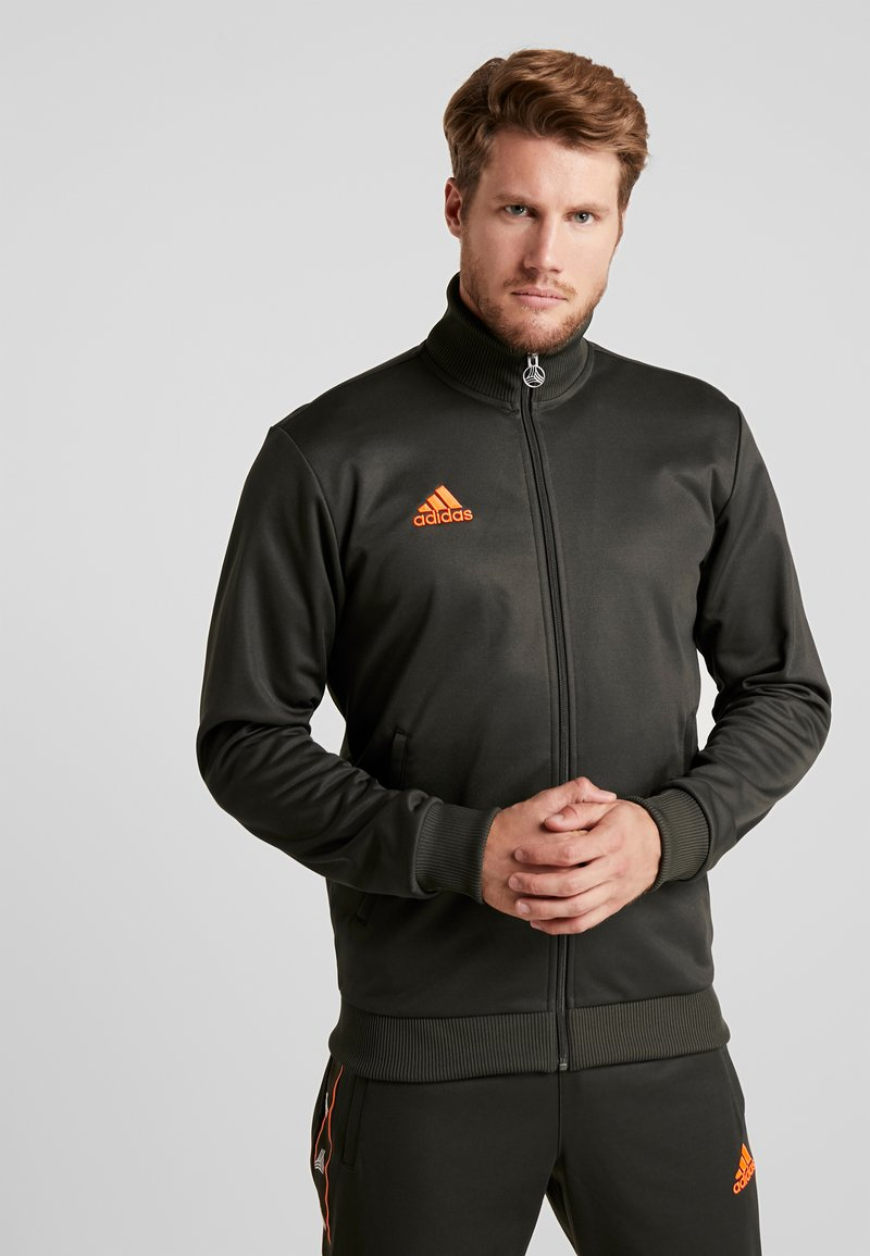 adidas Performance - TAN CLUB  - Chaqueta de entrenamiento - legear