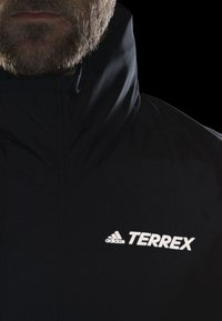 adidas Performance - AX JACKET - Regenjas - black - 5