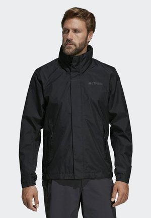 AX JACKET - Waterproof jacket - black