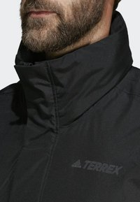 adidas Performance - AX JACKET - Regenjas - black - 3