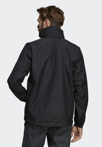 adidas Performance - AX JACKET - Regenjas - black - 1