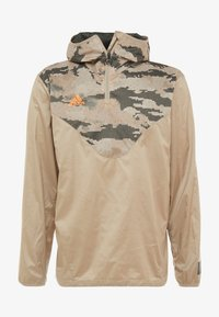 adidas Performance - TAN PISTE  - Windbreaker - olive - 5