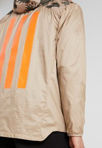 adidas Performance - TAN PISTE  - Windbreaker - olive - 4
