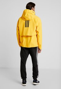 adidas Performance - MYSHELTER RAIN.RDY - Giacca hard shell - active gold - 3