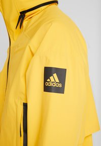 adidas Performance - MYSHELTER RAIN.RDY - Giacca hard shell - active gold - 7