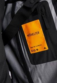 adidas Performance - MYSHELTER RAIN.RDY - Hardshellová bunda - black - 6