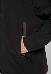 adidas Performance - MYSHELTER RAIN.RDY - Hardshellová bunda - black - 11