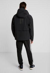adidas Performance - MYSHELTER RAIN.RDY - Hardshellová bunda - black - 2