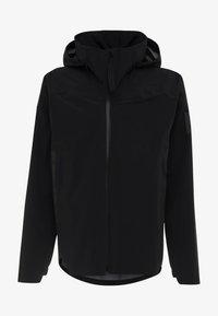 adidas Performance - MYSHELTER RAIN.RDY - Hardshellová bunda - black - 10