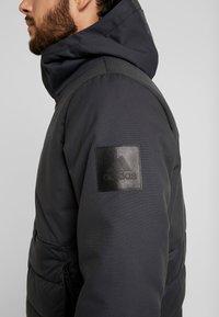 adidas Performance - CLIMAWARM DOWN JACKET - Winter jacket - carbon - 3