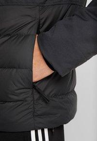 adidas Performance - CLIMAWARM DOWN JACKET - Winter jacket - carbon - 4