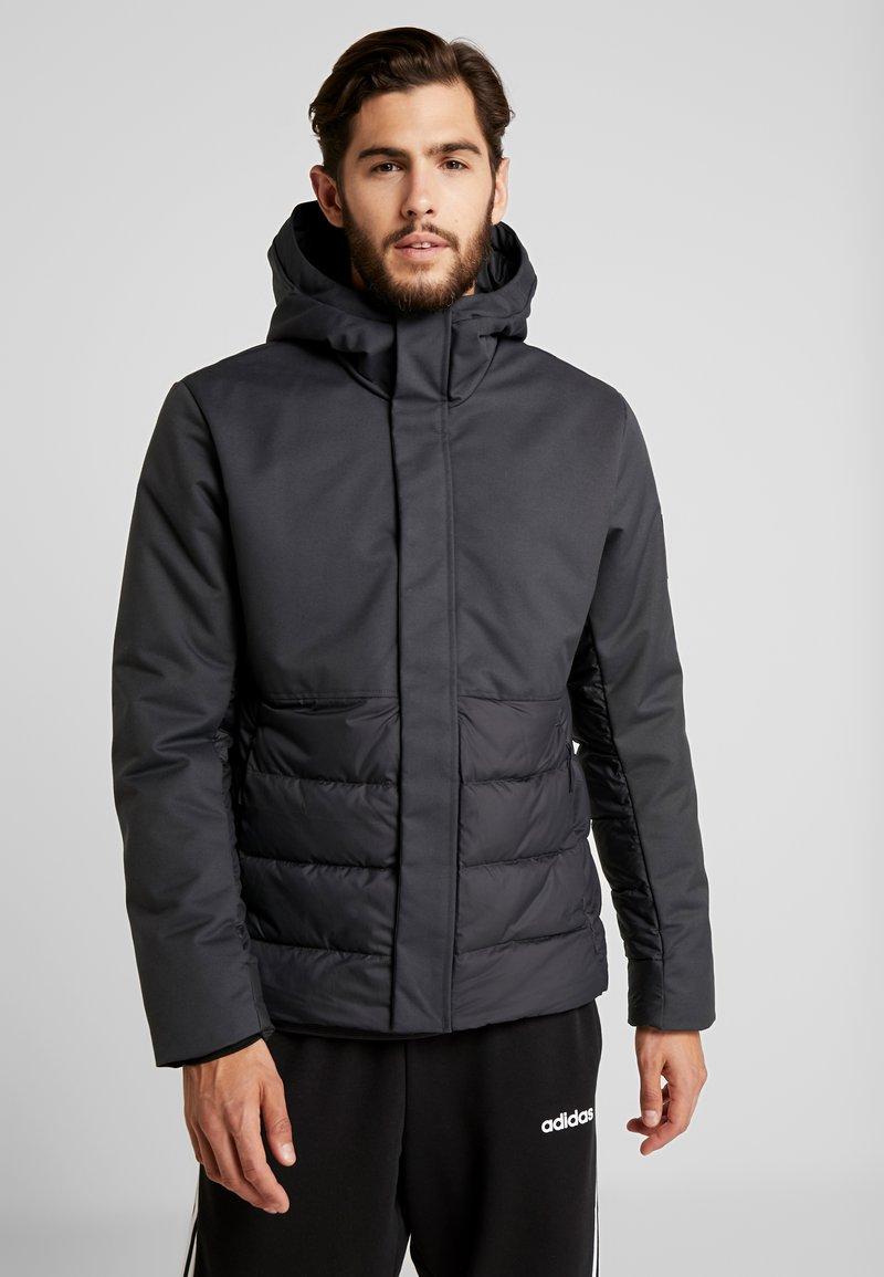adidas Performance - CLIMAWARM DOWN JACKET - Winter jacket - carbon
