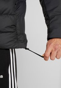 adidas Performance - CLIMAWARM DOWN JACKET - Winter jacket - carbon - 5